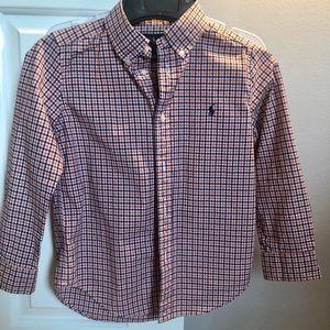 Ralph Lauren boys Polo dress shirt